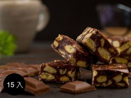 [埕憶菓子工坊]法式雪雲千層派-團圓禮盒:A6款濃情巧克力 15入 (奶蛋素) 1盒